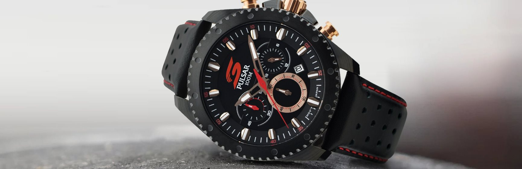 a9e19b69 Pulsar Watches - Tell it your way